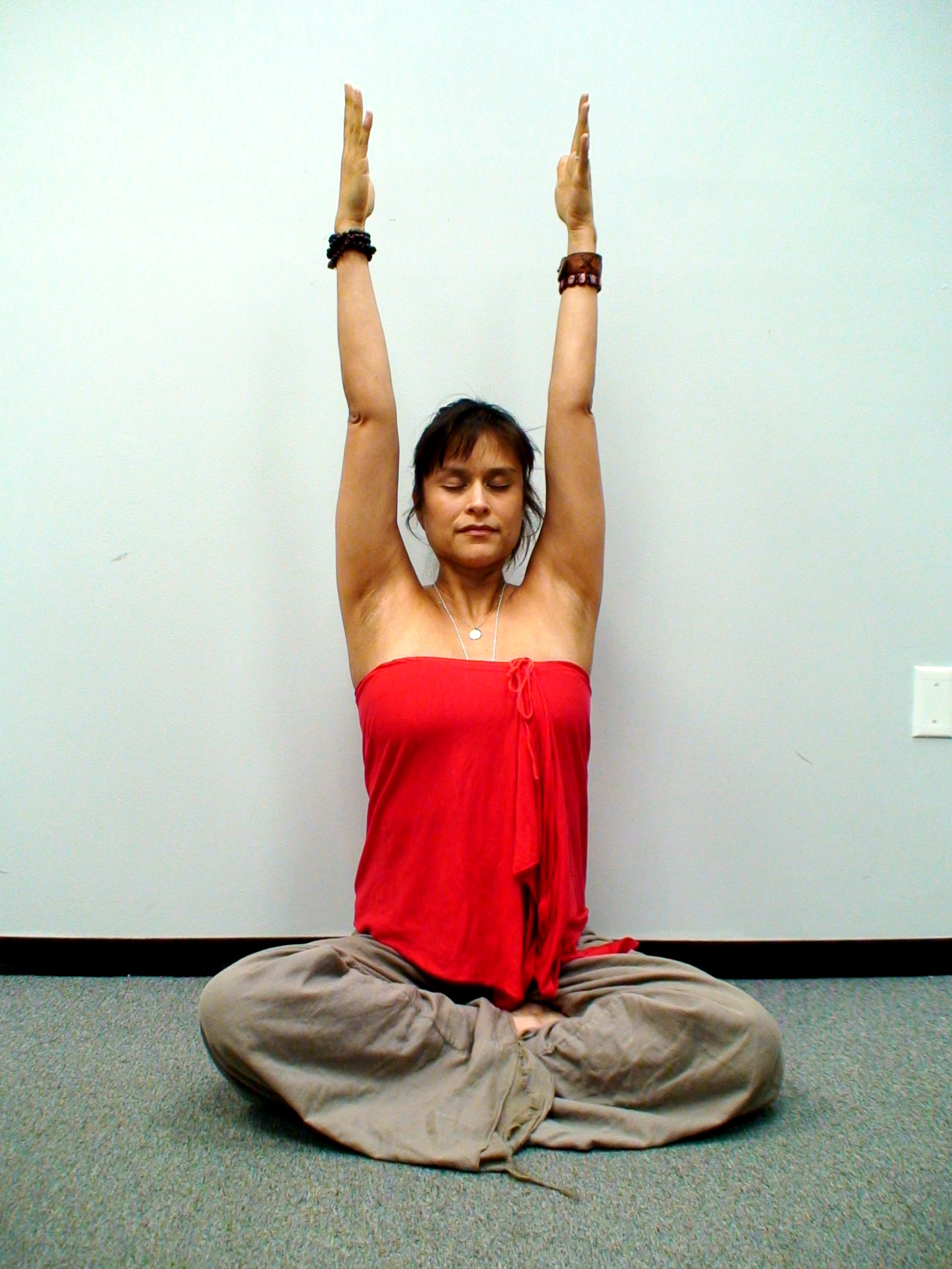 The Sequence Of Yoga Poses In This Weeks Podcast Episode Is BEGINNING SEATED YOGA